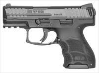 "HK VP9 SK 9mm3.39"" 10+1 - New in Case"