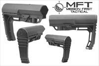 Mission First Tactical Battlelink™ Minimalist Stock – Gray