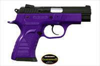 EAA Witness P 9mm Polymer Pistol - Purple
