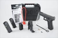 "Glock G34 Gen4 9mm 5.31"" 17+1 - New in Case"