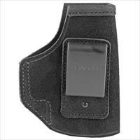 Galco STO286B Stow-N-Go Inside the Waistband Holster, Black – fits Glock 26/27/33