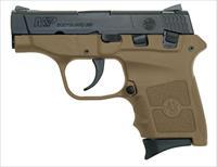 "Smith & Wesson Bodyguard 380 2.75"" 6+1, FDE - New in Box"
