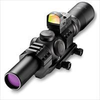 Burris Fullfield TAC3 Riflescope 1-4x24mm with FastFire III and Mount