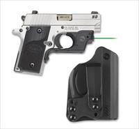 Crimson Trace Laserguard Sig P238/P938 Green Laser w/Blade-Tech Holster