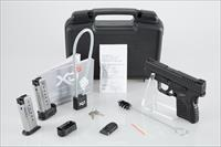 "Springfield XD-S 9mm DAO 3.3"" 7+1 Polymer Black - New in Box"