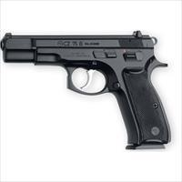 CZ 91102 CZ 75 75-B 9mm Luger Single/Double 4.60