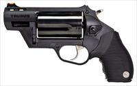 "Taurus 4510 ""THE JUDGE"" Public Defender .410 GA./.45 LC Revolver"