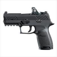 Sig Sauer P320 Compact RX 9mm 3.9