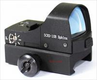 Sphinx 1x22 Green Dot Sight with Picatinny Rail Mount