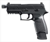 "Sig Sauer P320 Tacops Carry 9mm 4.6"" 21+1 - New in Case"