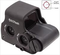EOTech EXPS2 1x30x23mm 1 MOA Black - New in Box