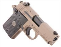 "Sig Sauer P938 Emperor Scorpion 9mm 3.5"" 6+1/7+1, Night Sights - New in Case"
