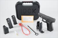 "Glock G23 Gen 4 .40 S&W 4.01"" 13+1 - New in Case"