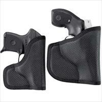 DeSantis Nemesis Pocket Holster – Ambidextrous, Black – Diamondback DB380