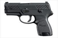 "Sig Sauer P320 Subcompact .40 S&W  3.6"" 10+1, Night Sights - New in Box"
