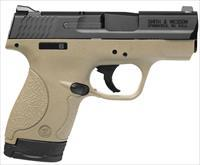 "Smith & Wesson 10303 M&P Shield 9mm 3.1"" 7+1/8+1, FDE - New in Box"