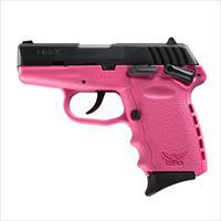 SCCY CPX-1 9mm Auto Pistol with Safety – Pink/Black - New in Box