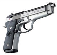 "Beretta 92FS Inox 9mm 4.9"" 15+1 - New in Case"