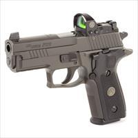 Sig Sauer P229 Legion with Romeo1 9mm 3.9