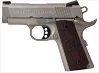 "Colt 1911 Defender .45 ACP 3"" 7+1 - New in Case"