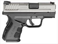 Springfield XD Mod.2 Sub-Compact 9mm 3