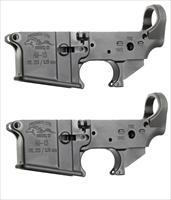Anderson Munf AR-15 Aluminum Lower Receiver - 2PACK