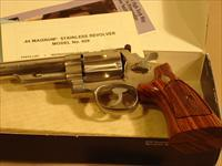 Smith And Wesson 44 Magnum Model 629-1 6 inch barrel NIB