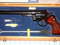 Smith and Wesson Model 29-2 Blue with 8 3/8 barrel In Box