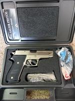 Sigarms P220 Nickel - REDUCED