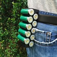 Black MAKERSHOT 12 Gauge Shotshell Ammo Carrier