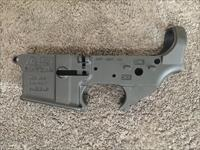 AR-15 Mil-Spec (Forged) Stripped Lower