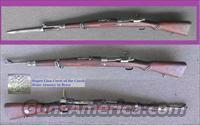 VZ-24 (VZ 24) Rifle + Bayonet,1939 Czech Lion Crest Mauser Bolt Action