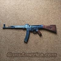 Original German WWII MP44 Display Assault Rifle with demilled receiver.