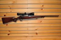 Winchester Model 70 Classic Featherweight 270 w/Leupold 3-9 VX2 Gold Ring