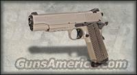 Sig Arms 1911 Nickel Rail Gun