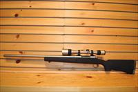 Savage Model 12 F-Class 204 Ruger with Weaver Grand Slam Scope