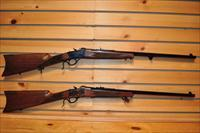 Winchester 1885 17 HMR and 17 Mach 2 pair!