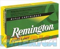 .30 Rem AR Remington CoreLokt 150 Grain SP Bullet 2575 fps 20 Rounds