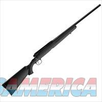 "Savage Axis Bolt Action Rifle .223 Rem 22"" Heavy Barrel 4 Rounds Synthetic Stock Matte Black"