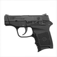 "Smith & Wesson M&P Bodyguard Semi Auto Handgun .380 ACP 2.75"" Barrel 6 Rounds Polymer Frame Stainless Steel Slide Matte Black Finish"