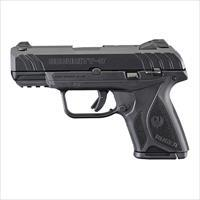 Ruger Security-9 Compact 9mm Semi Auto Pistol 3.42