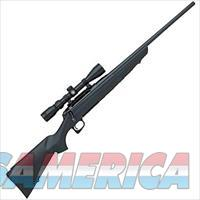 "Remington 770 Bolt Action Rifle .270 Win 22"" Barrel 4 Rounds Synthetic Stock Matte Blued Finish with 39x40 Riflescope"