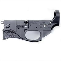 Spike's Tactical Hellbreaker AR-15 Stripped Billet Lower Receiver, Multi Caliber