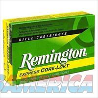 .3030 Winchester Remington Express CoreLokt SP 125 Grain Managed Recoil 20 Round Box 2175 fps