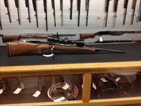 Remington Bolt Action Model 700 BDL Classic chambered in 30-06