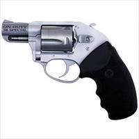 "Charter Arms On Duty Revolver .38 Special +P 2"" Barrel 5 Rounds Rubber Grips Stainless Finish"