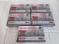 30-06 Winchester 150gr P.P. 100Rnds 3006 .30-06