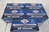 22 Hornet Prvi Partizan 45gr Soft Point 250 Rounds