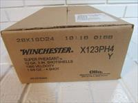 Winchester  Super Pheasant 12 Gauge 3 Inch 1-5/8 Ounce #4 Shot 250 round case