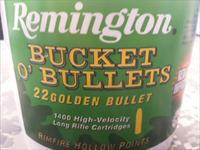2800rds Remington Bucket O'Bullets 22LR 36gr